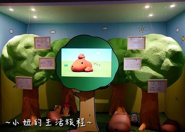 19 華山免費展覽  水豚君的奇幻童話.JPG