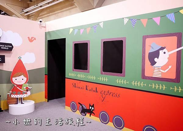 13 小紅帽特展-火車糖果屋之旅.JPG