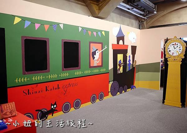 17 小紅帽特展-火車糖果屋之旅.JPG