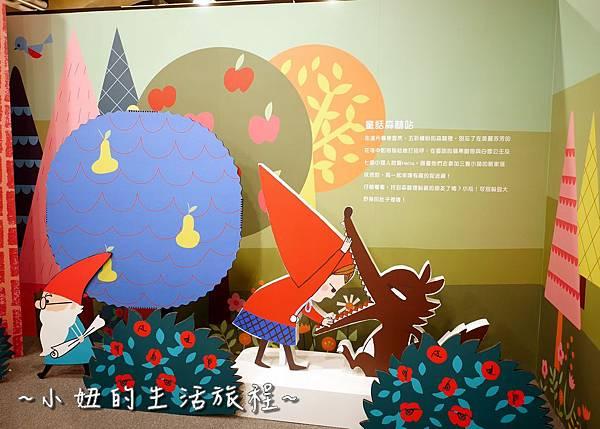 29 小紅帽特展-火車糖果屋之旅.JPG