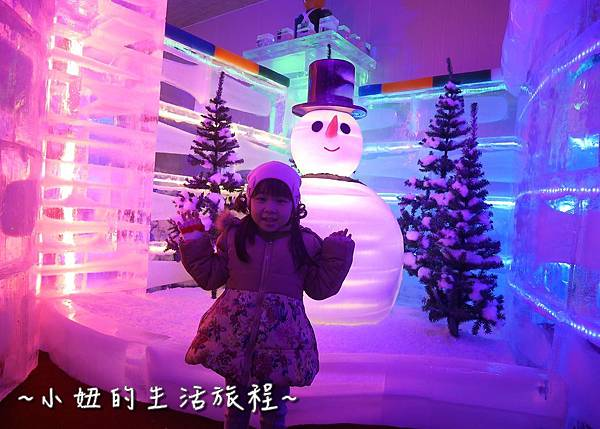 16 新莊 極凍冰雪城堡樂園 新莊冰宮 冰雪城堡.JPG