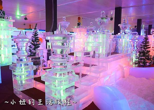 29 新莊 極凍冰雪城堡樂園 新莊冰宮 冰雪城堡.JPG