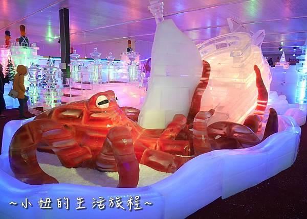 30 新莊 極凍冰雪城堡樂園 新莊冰宮 冰雪城堡.JPG