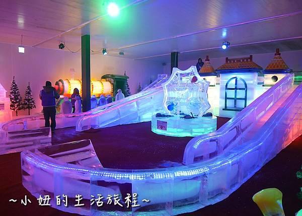 32 新莊 極凍冰雪城堡樂園 新莊冰宮 冰雪城堡.JPG