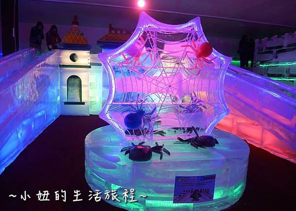 34 新莊 極凍冰雪城堡樂園 新莊冰宮 冰雪城堡.JPG