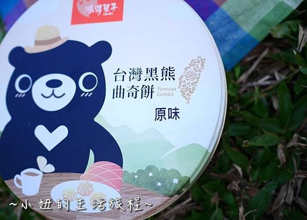 05 台灣黑熊曲奇餅乾 鴻鼎菓子 年節禮盒.JPG