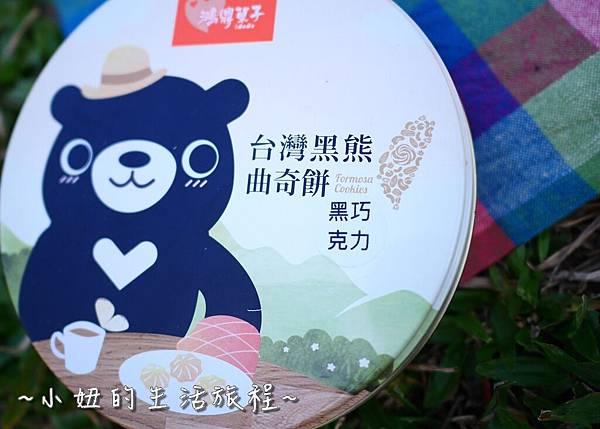 06 台灣黑熊曲奇餅乾 鴻鼎菓子 年節禮盒.JPG