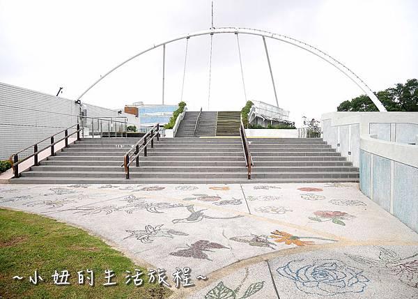 37台北延平河濱公園 賞花 花海 自行車 大稻埕碼頭 迪化休閒運動公園.jpg