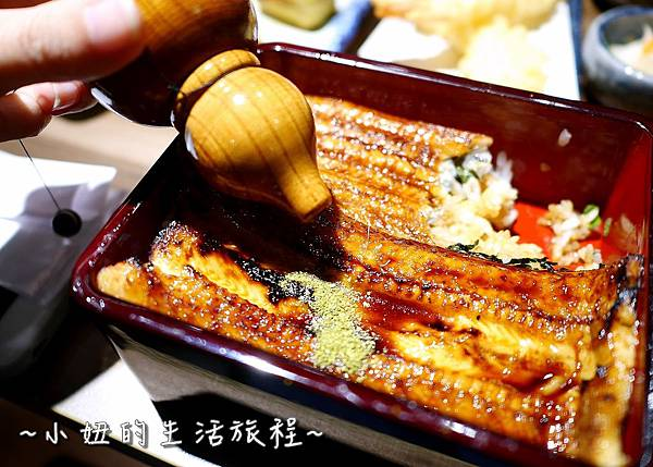 26 日本橋玉丼 台灣分店 鰻魚飯.JPG