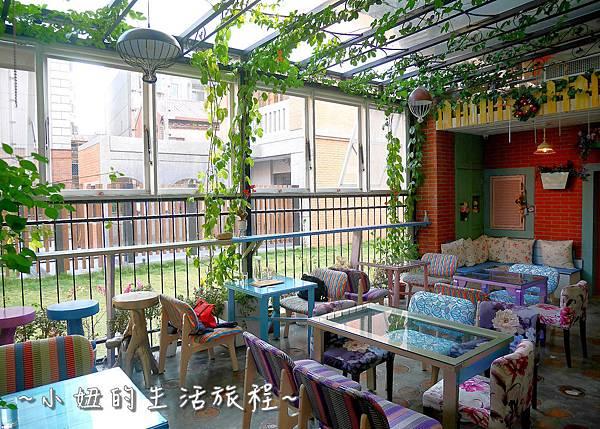26 迪化街 D.G.Cafe 大稻埕花園旅店.JPG