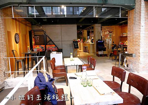 林森北路餐廳推薦 T-Park Café&eatery 美食 展場 藝術 旅館  P1110652.jpg