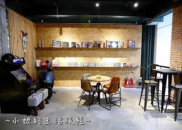 林森北路餐廳推薦 T-Park Café&eatery 美食 展場 藝術 旅館  P1110655.jpg