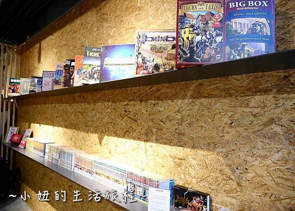 林森北路餐廳推薦 T-Park Café&eatery 美食 展場 藝術 旅館  P1110656.jpg