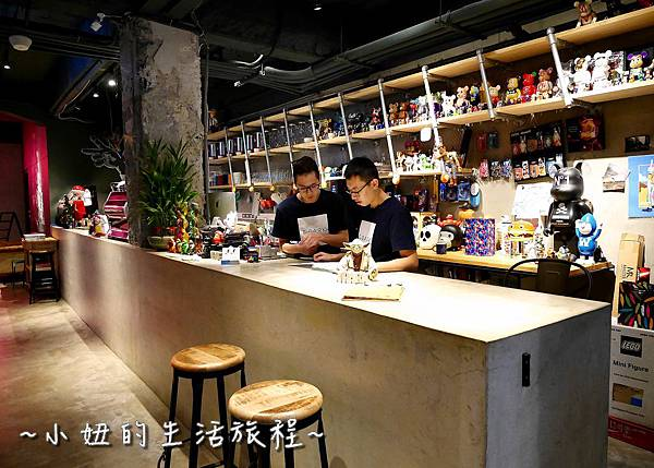 林森北路餐廳推薦 T-Park Café&eatery 美食 展場 藝術 旅館  P1110659.jpg