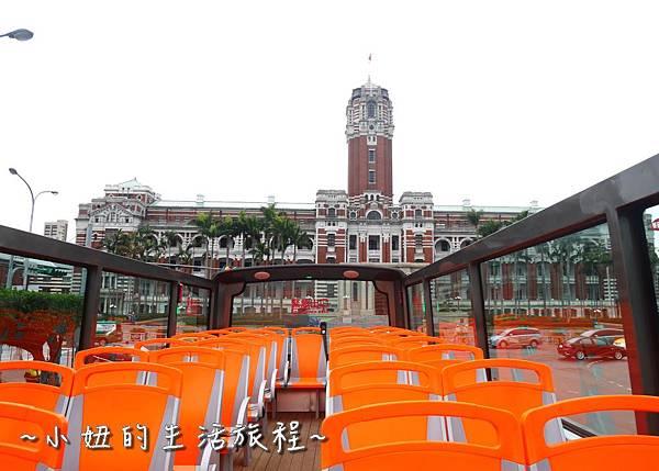 台北市雙層觀光巴士 台北一日遊 藍線 紅線 台北火車站P1110842.jpg