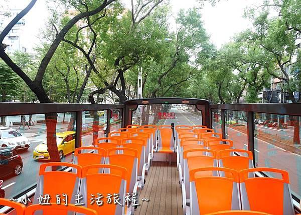 台北市雙層觀光巴士 台北一日遊 藍線 紅線 台北火車站P1110851.jpg