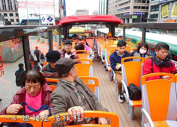台北市雙層觀光巴士 台北一日遊 藍線 紅線 台北火車站P1110862.jpg