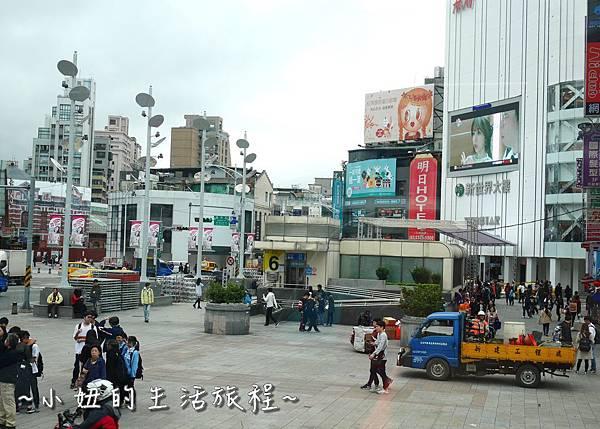 台北市雙層觀光巴士 台北一日遊 藍線 紅線 台北火車站P1110866.jpg