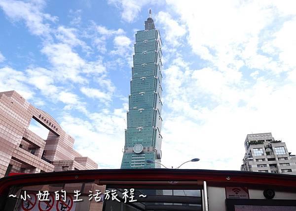 台北市雙層觀光巴士 台北一日遊 藍線 紅線 台北火車站P1110876.jpg