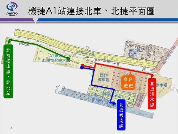 桃園機場捷運  台北捷運