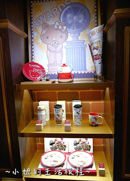 08 林口三井outlet 威秀影城 hello kitty red carpet餐廳.JPG
