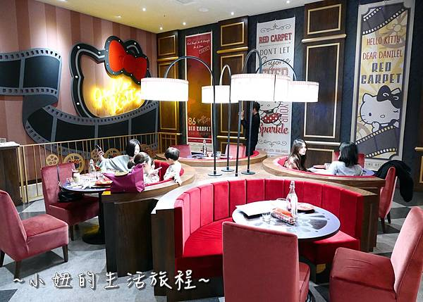 23 林口三井outlet 威秀影城 hello kitty red carpet餐廳.JPG