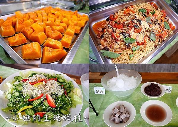 台中大甲美食 芋樂大世界 親子DIY  蔬食吃到飽餐廳P5.jpg
