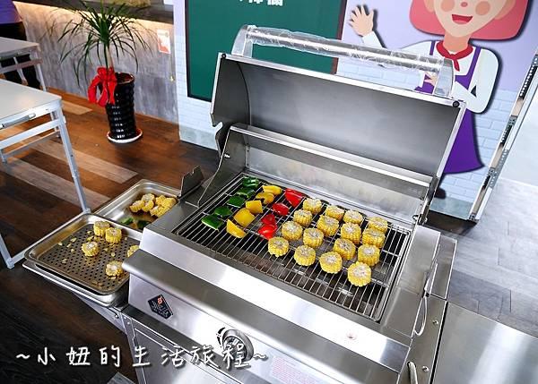 台中大甲美食 芋樂大世界 親子DIY  蔬食吃到飽餐廳P1210768.jpg