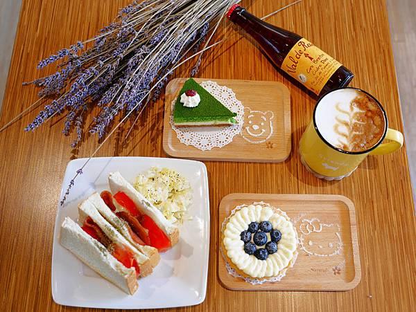 28 蘆洲不限時咖啡廳 蘆洲美食  蘆洲甜點 蘆洲蛋糕 蘆洲下午茶 Hermia.JPG