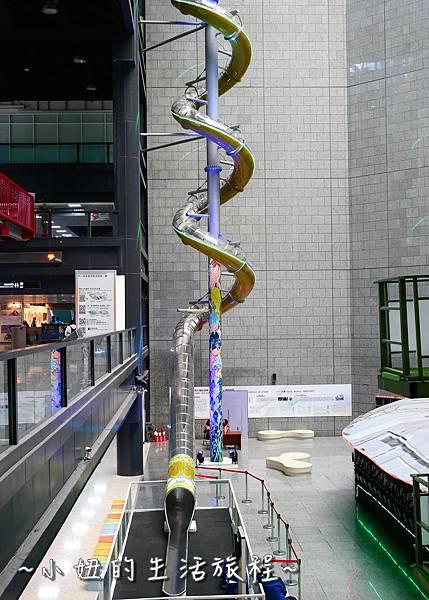 國立科學工藝博物館 亞洲最高 立體螺旋溜滑梯P1230436.jpg
