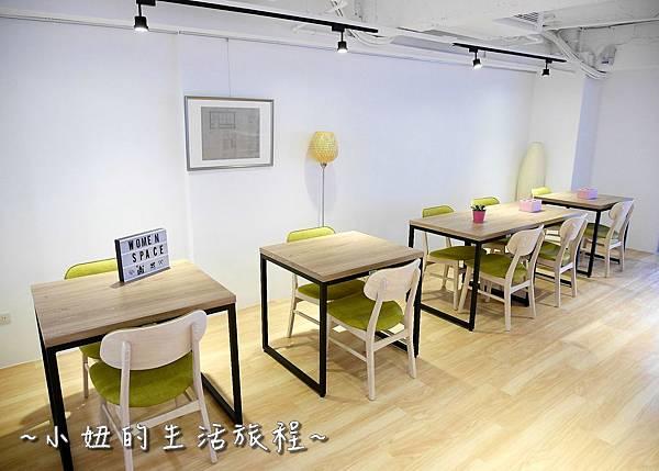 窩們 女性工作室 展演空間 場地出租 教育訓練 分享會 演講 烘焙教室 按摩室P1240256.jpg