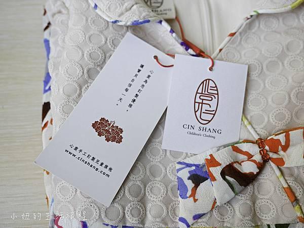 心裳 小旗袍 小洋裝 兒童手工訂製旗袍-3.jpg