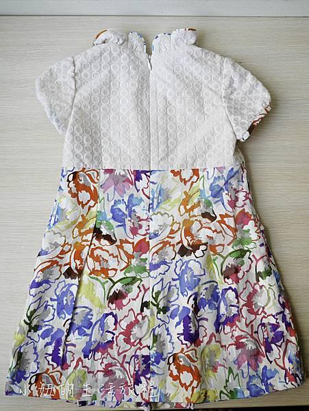 心裳 小旗袍 小洋裝 兒童手工訂製旗袍-7.jpg