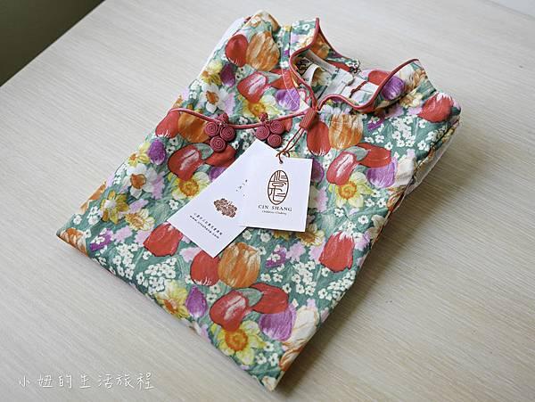 心裳 小旗袍 小洋裝 兒童手工訂製旗袍-12.jpg