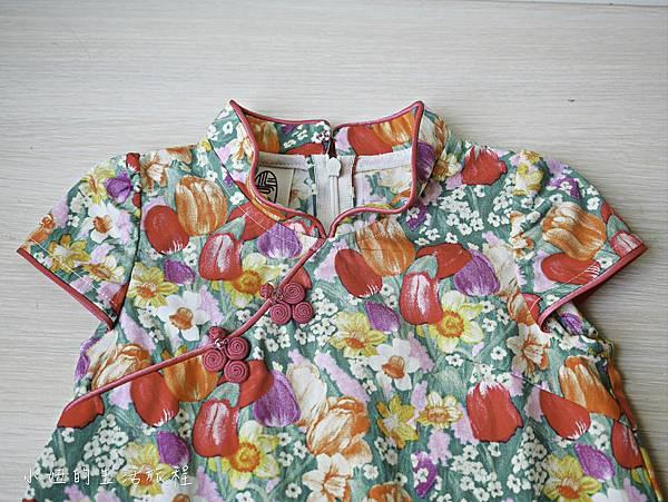 心裳 小旗袍 小洋裝 兒童手工訂製旗袍-17.jpg