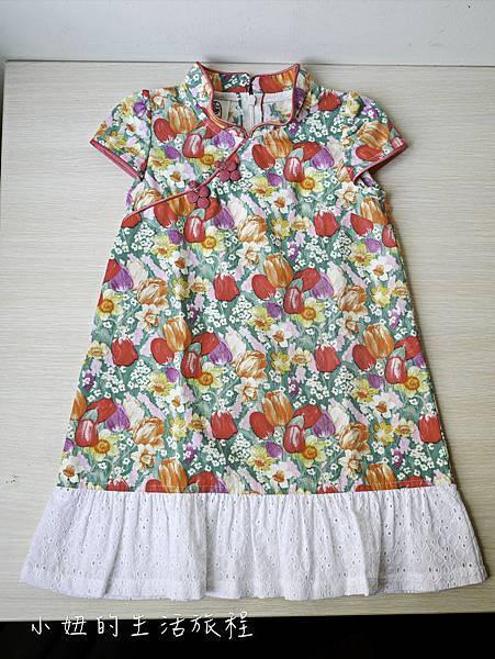 心裳 小旗袍 小洋裝 兒童手工訂製旗袍-18.jpg