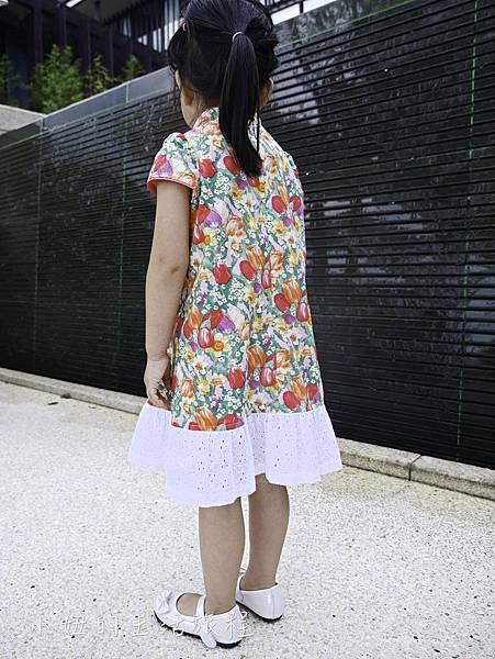 心裳 小旗袍 小洋裝 兒童手工訂製旗袍-25.jpg