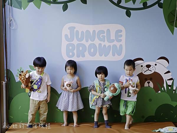 LINE FRIENDS,JUNGLEBROWN, 熊大-28.jpg