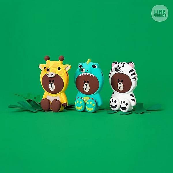LINE FRIENDS,JUNGLEBROWN, 熊大-41.jpg