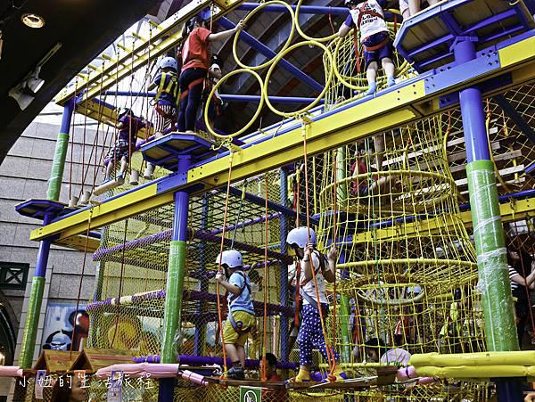 京華城,探索樂園,諾亞方舟繩網迷宮-12.jpg