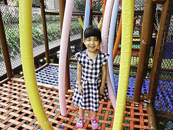 京華城,探索樂園,諾亞方舟繩網迷宮-27.jpg
