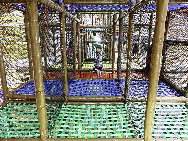 京華城,探索樂園,諾亞方舟繩網迷宮-30.jpg