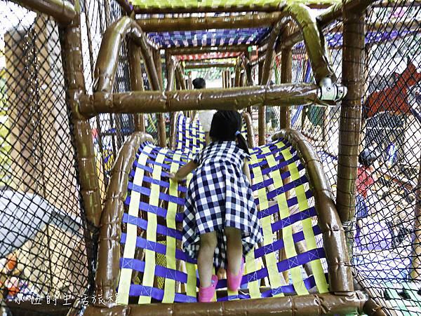京華城,探索樂園,諾亞方舟繩網迷宮-32.jpg