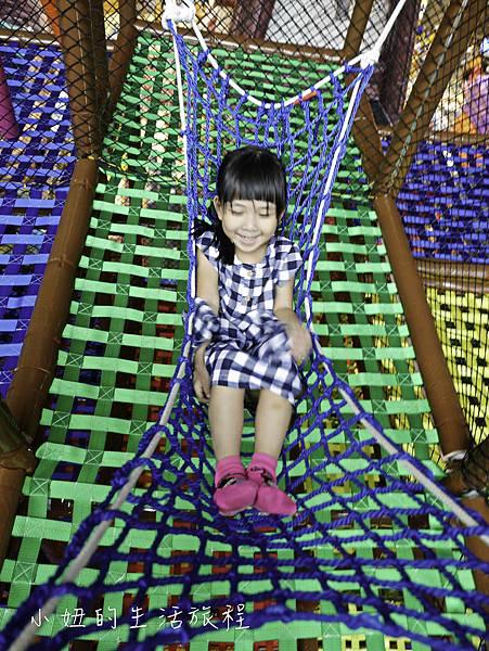 京華城,探索樂園,諾亞方舟繩網迷宮-37.jpg