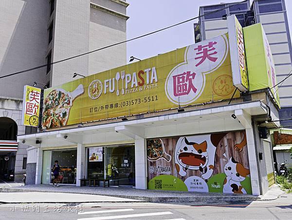 新竹美食 芙歐義式餐廳-3.jpg