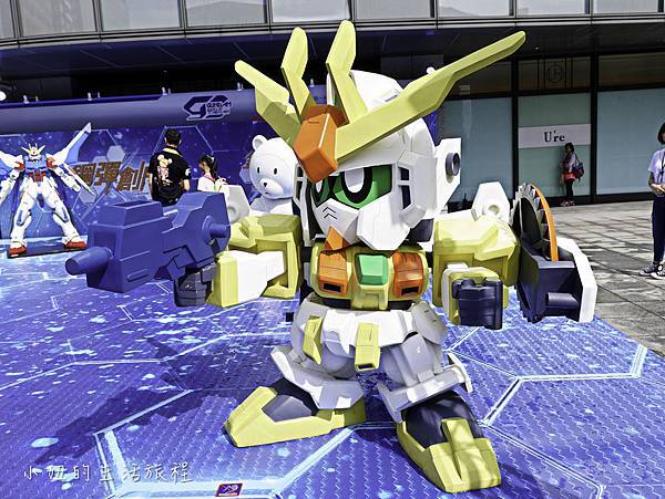 機動戰士Gundam Online - Gameone,6M巨型鋼彈展覽-10.jpg