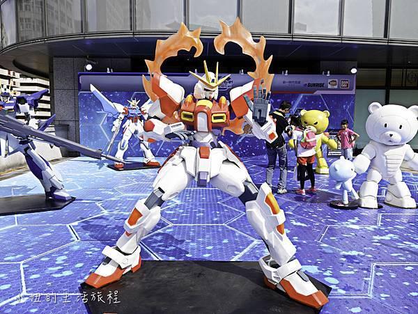 機動戰士Gundam Online - Gameone,6M巨型鋼彈展覽-9.jpg