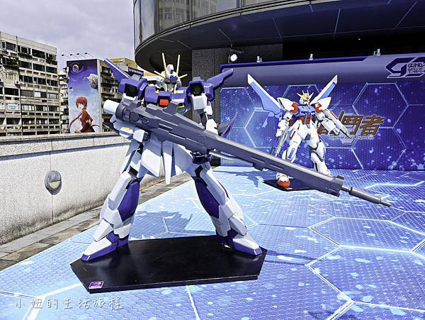 機動戰士Gundam Online - Gameone,6M巨型鋼彈展覽-11.jpg
