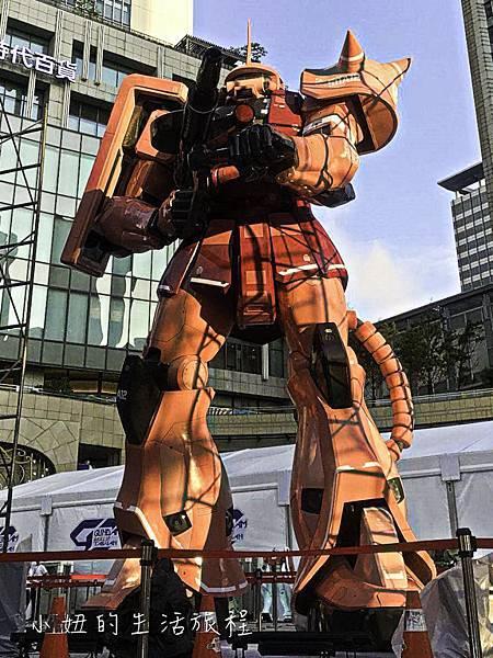 機動戰士Gundam Online - Gameone,6M巨型鋼彈展覽-25.jpg