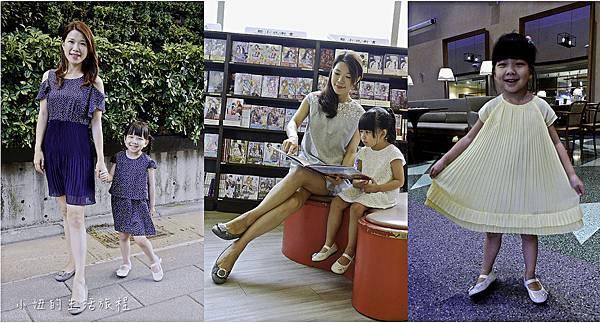 Marguerite小雛菊,母女裝,親子裝,童裝-100